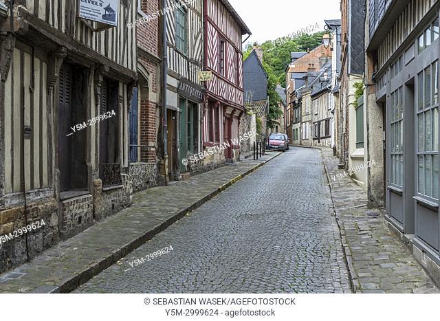 Honfleur, Calvados, Normandy, France, Europe