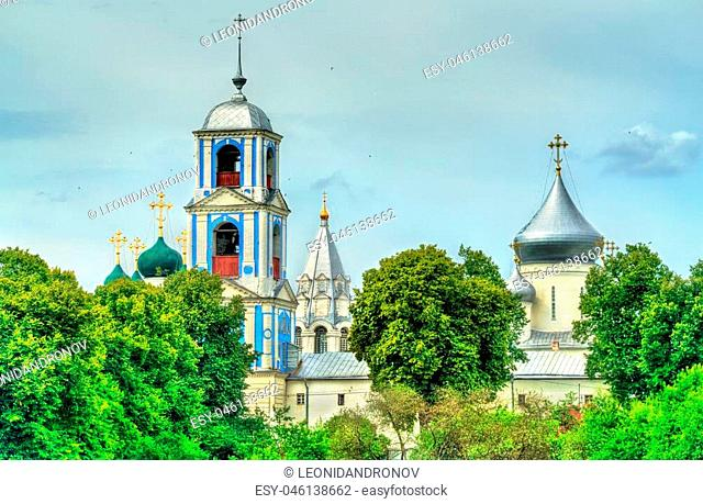 Nikitsky monastery in Pereslavl-Zalessky - Yaroslavl region, the Golden Ring of Russia