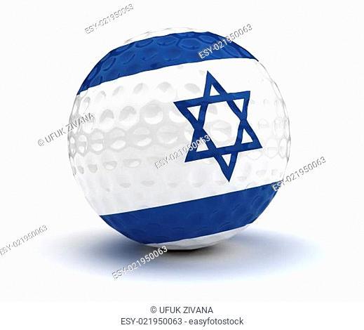 Israeli Golf Ball