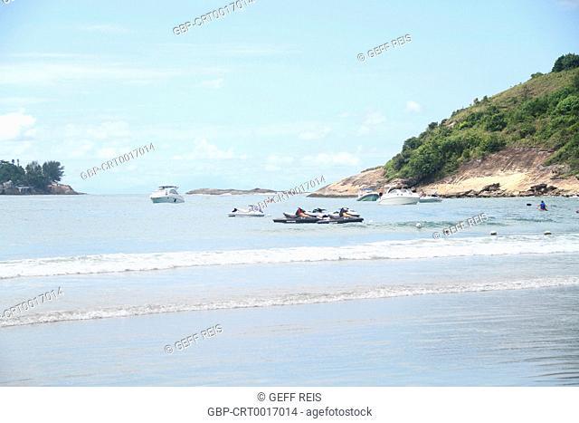 Sao Paulo; Pernambuco Beach; Guaruja; Brazil