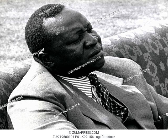 Dec. 12, 1968 - Uganda celebrates eleven years of Independence: The Ugandan people recently celebrated the eleventh anniversary of Independence