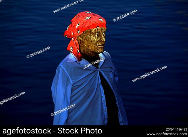 Pirat, Somme, Amiens, Picardie, Frankreich - Pirate, Somme, Amiens, France