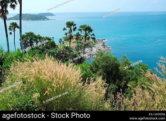 Promthep Cape, Phuket End Point, Phuket, Thailand