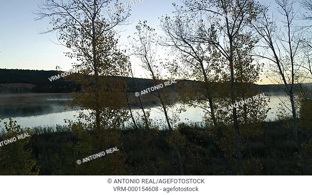 Reserva Natural Laguna Ojos de Villaverde. Sierra de Alcaraz. Robledo. Albacete