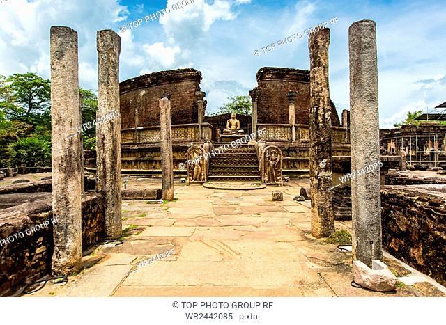 Sri Lanka;Dambulla;antique city