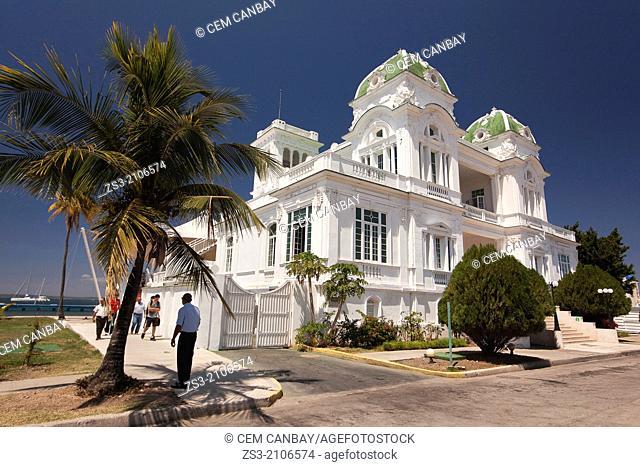 Club Cienfuegos on Paseo del Prado, Cienfuegos, Cuba
