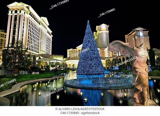 Las Vegas Boulevard, The Strip, Las Vegas, Nevada, USA