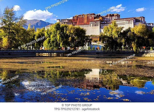 Potala Palace; Tibet; China