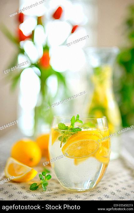 refreshment, lemonade