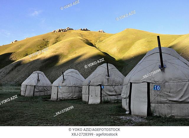Kyrgyzstan, At Bashi region