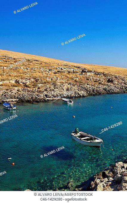 Beach, Mani Peninsula  Laconia, Peloponnese  Greece