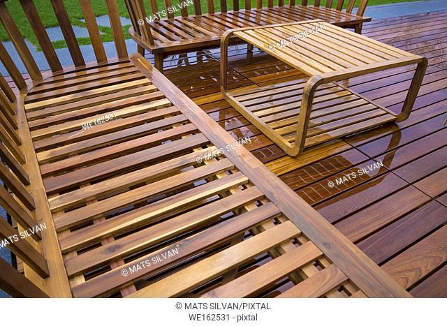 Wood Furniture in Switzerland