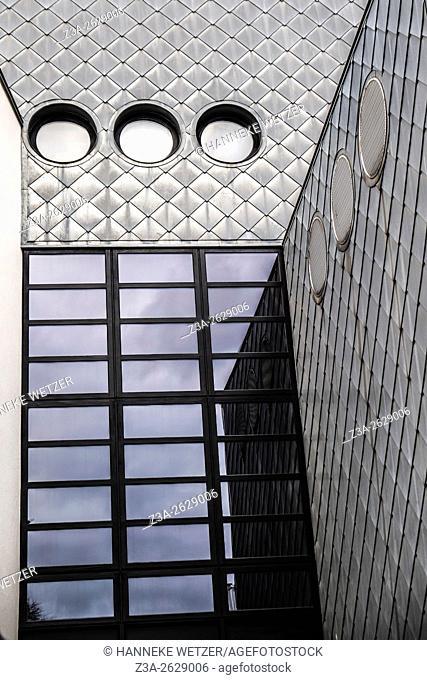 Cultural Centre Amaai in St-Truiden, Belgium, Europe
