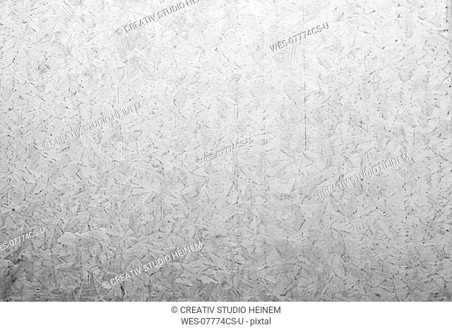 Sheet steel, close-up full-frame