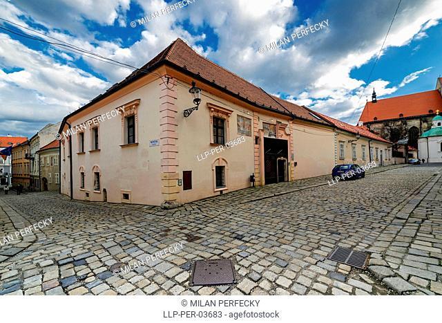 Faculty of Theology, Library, Bratislava - Slovakia