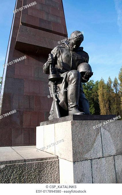 Soviet War Memorial, Treptower Park, Berlin