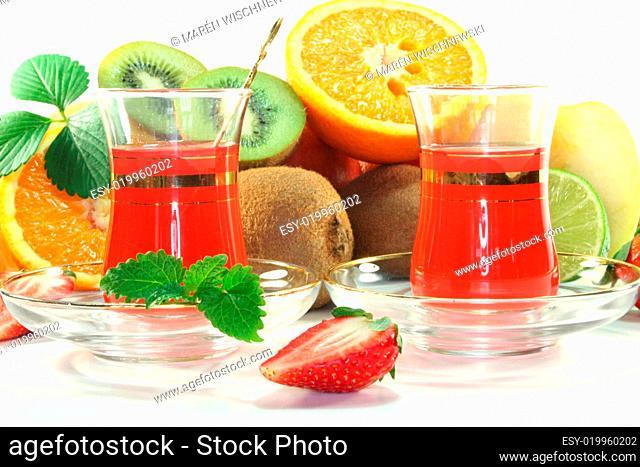 Früchte-Tee