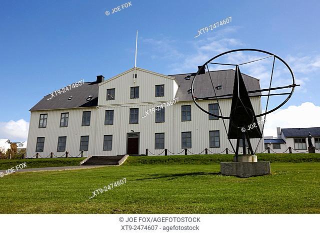 MR reykjavik junior college iceland