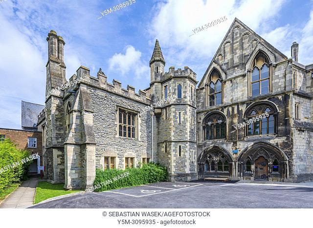 Gloucester Cathedral, Glucestershire, England, United Kingdom, Europe