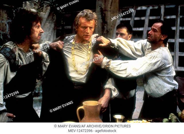 Rutger Hauer Characters: Martin Film: Flesh+Blood; Flesh + Blood; Flesh & Blood; Flesh And Blood (USA/NL/E 1985) Director: Paul Verhoeven 10 June 1985