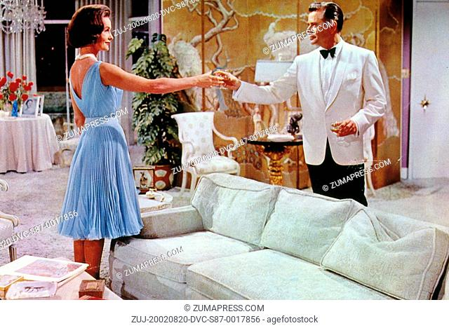 1963, Film Title: COURTSHIP OF EDDIE'S FATHER, Director: VINCENTE MINNELLI, Studio: MGM, Pictured: GLENN FORD, DINA MERRILL