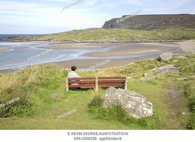 Glencolumbkille Beach; Donegal; Ireland