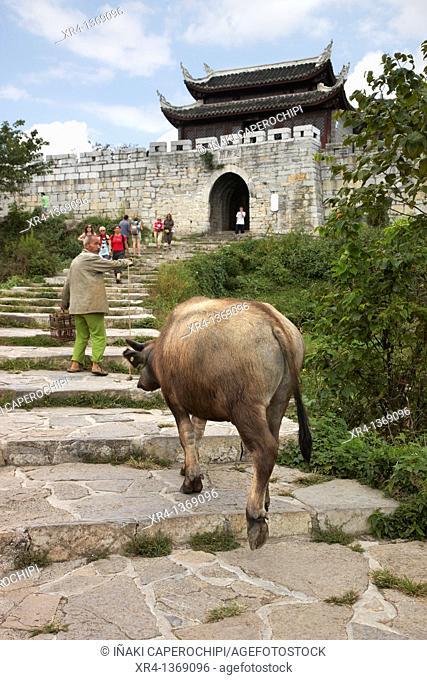 South Gate, Quingyan, Quingyan ancient town, Guizhou, China