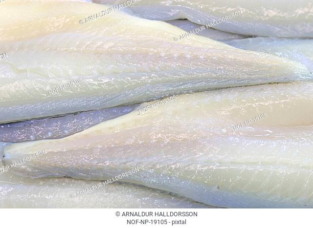 White fish fillets