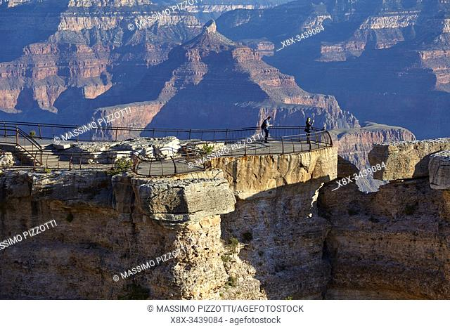 South Rim of Grand Canyon, Arizona, United States