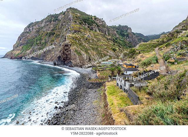 Ruinas de São Jorge, Madeira, Portugal