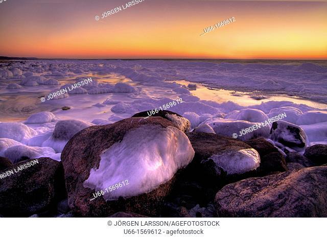 Lickershamn Gotland Sweden