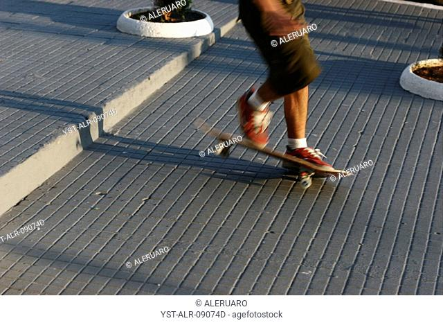 Skate, Florianópolis, Santa Catarina, Brazil