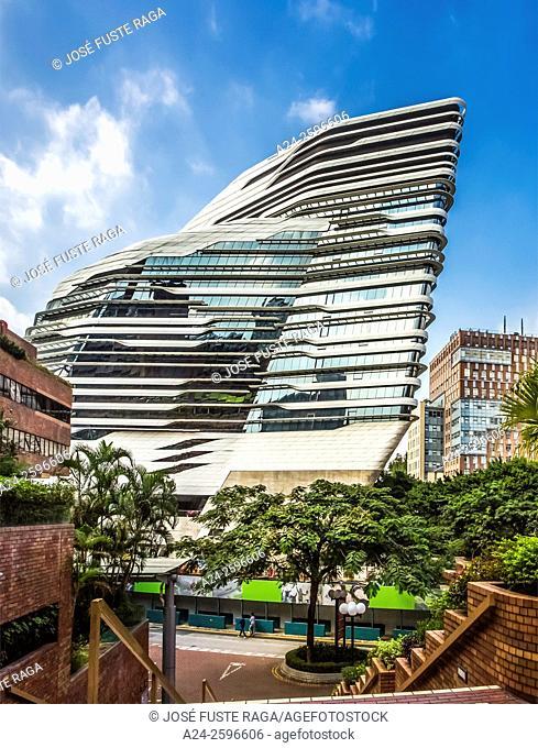 Hong Kong City, Hong Kong Polytechnic University, Innovation Tower