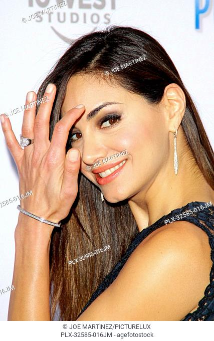 Valerie Dominguez at the Premiere of Pure Flix Entertainment's Do You Believe held at Hollywood Archlight Cinemas in Hollywood, CA, March 16, 2015