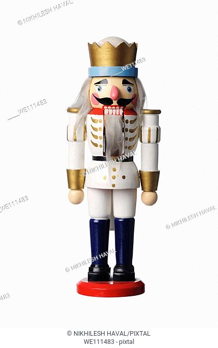 Wooden toy soldier
