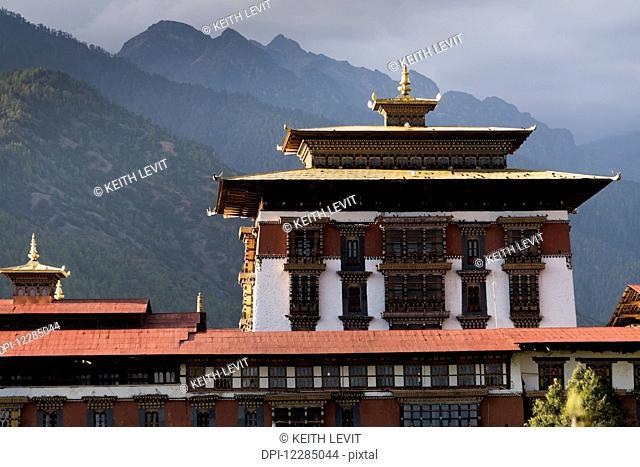 Rinpung Dzong; Paro, Bhutan