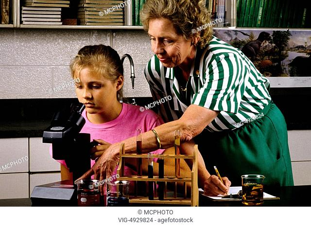 8th grade science Stock Photos and Images | age fotostock
