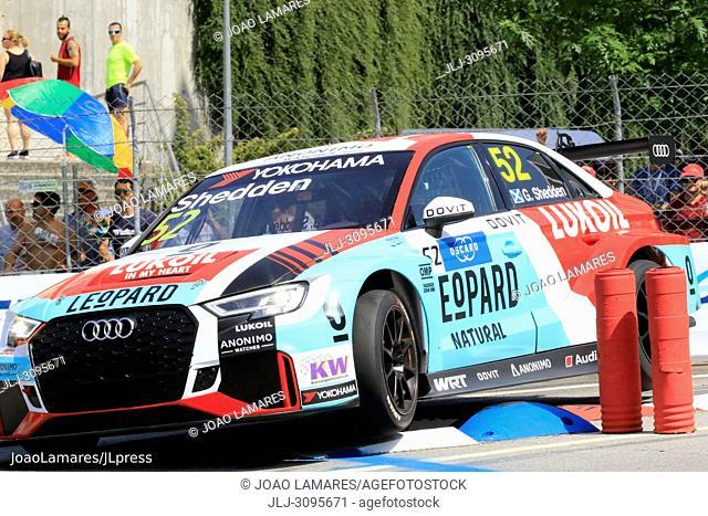 G. Schedden, Audi RS3 LMS #52, WTCR Race of Portugal, Vila Real 23-25 de June 2018
