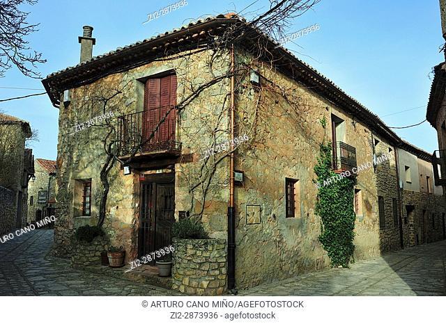 Medinaceli, Soria province, Spain