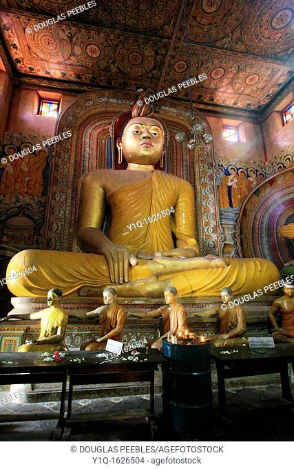 Wewurukannala temple, Dickwella, Sri Lanka