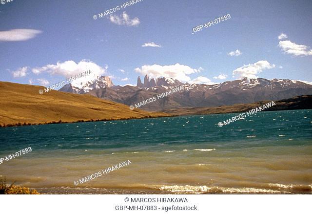 Torres Delpaine National Park, Chile 1997