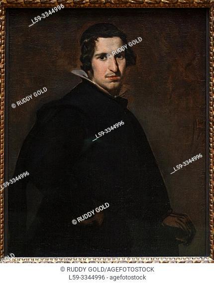 'Young Spanish Nobleman', 1631, Diego de Velazquez (1599-1660)