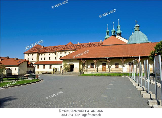 Poland, Kalwaria Zebrzydowska, Bernardine monastery