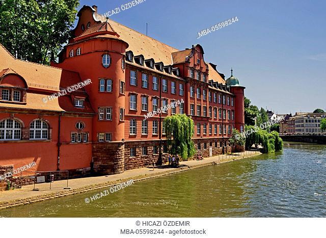 College of music St Thomas, Strasbourg, France