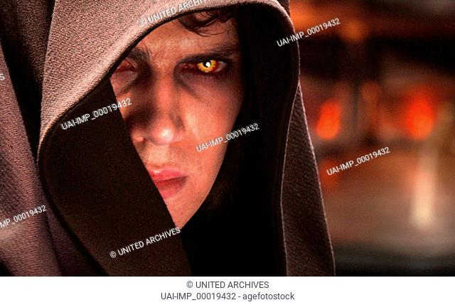 Star Wars: Episode III - Die Rache der Sith, (STAR WARS: EPISODE III - REVENGE OF THE SITH) USA 2005, Regie: George Lucas