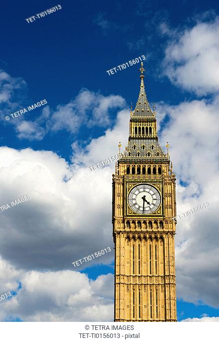 UK, England, London, Big Ben