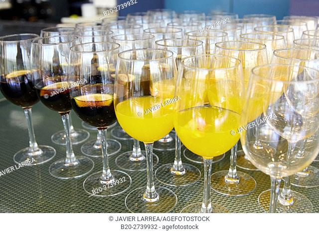 Beverages, soft drinks, Catering congress