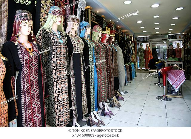 92bc8e8ab7fc Traditional dresses in amman Stock Photos and Images