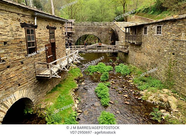Mazonovo, Mills Museum. Taramundi Concejo, Principality of Asturias, Spain