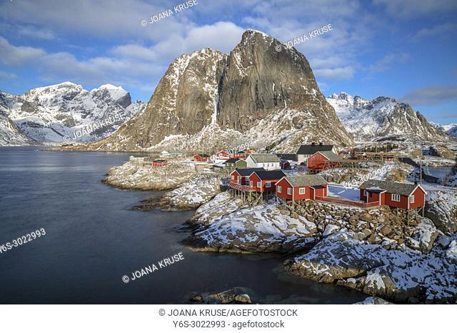 Reine, Lofoten, Norway, Europe